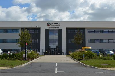 Image of London Gateway Logistics Centre<Br />North Sea Crossing<Br />Stanford-Le-Hope<Br />Essex