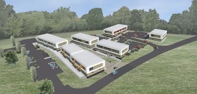 Image of Phase Ii<Br />Parkside<Br />University Of Essex<Br />Knowledge Gateway<Br />Colchester<Br />Essex