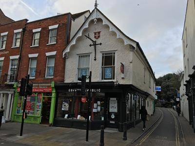 Image of Basement And Ground Floor <Br />21 Head Street <Br />Colchester <Br />Essex