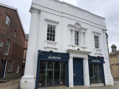 Image of Arlingtons<Br />13 Museum Street<Br />Ipswich<Br />Suffolk